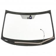 Windschutzscheibe Heizbar passend für Mitsubishi Outlander - Baujahr ab 2012 - Verbundglas - grün - Licht- und Regensensor auf der Scheibe